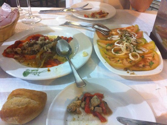 Bar Juanito: The best food in Jerez!