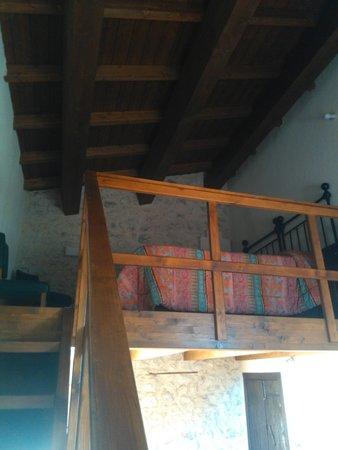 camera da letto con soppalco - foto di le dimore del borgo - la ... - Camera Da Letto Su Soppalco