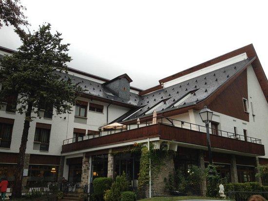 Hotel Ordesa: Fachada del hotel