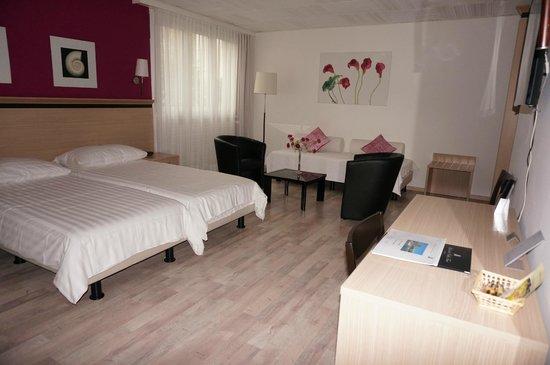 Hotel de la Vieille Tour: Suite junior