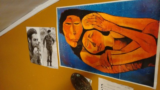 Bahia Pilolcura: Ambiente que reflete a ainda progressista e latinoamericana do lugar ...