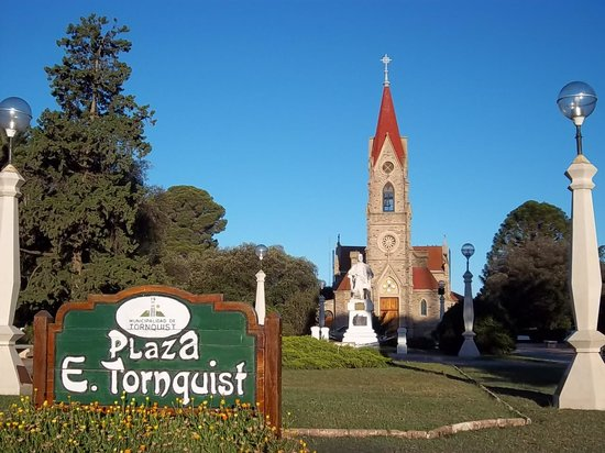 Plaza Ernesto Tornquist