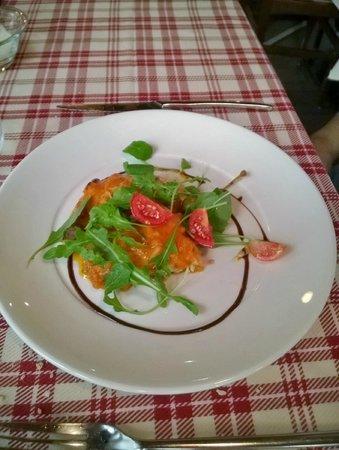 Un appetibile piatto a base di pesce spada foto di olio - La cucina di via zucchi monza ...