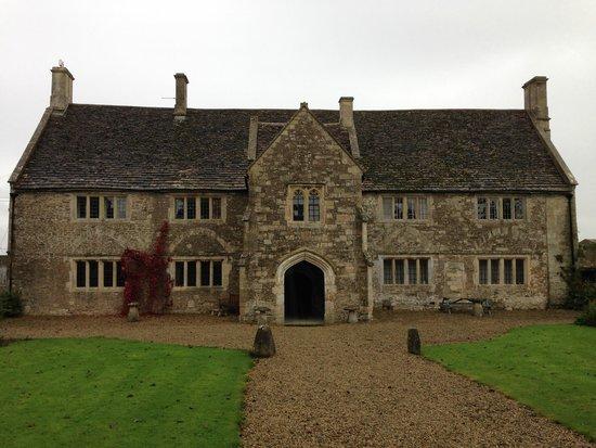 Seymours Court: Landhaus von 1480