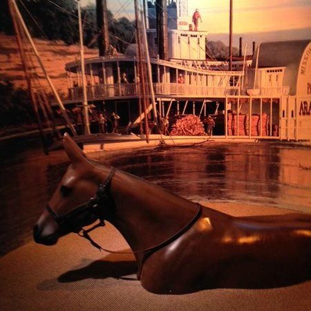 Senator John Heinz History Center: Steamboat Temporary Exibit