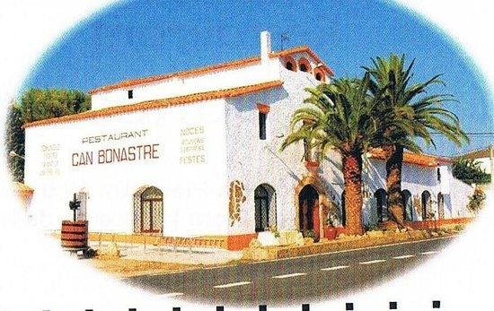 RESTAURANTE CAN BONASTRE
