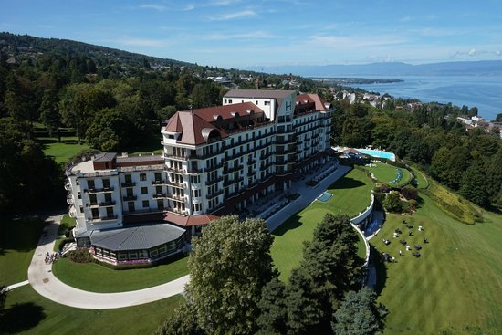 Hotel Royal - Evian Resort