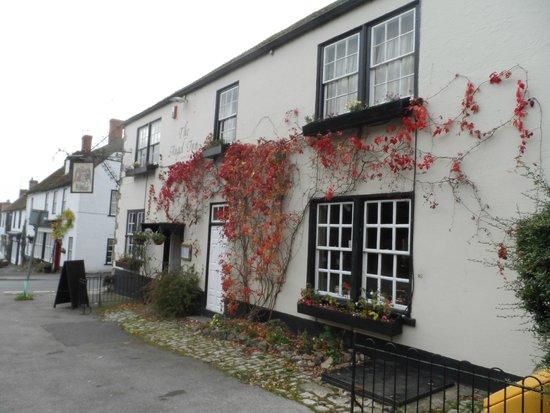 Angel Inn: the pub