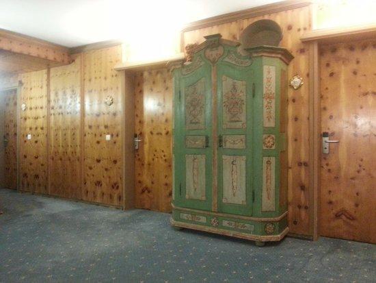 Hotel Alte Post: Hallway