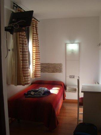Santa Ana Hostal: single room