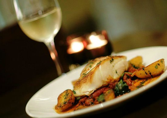 Chapel Steps: Fish night every Thursday night - all fish dishes just €15!