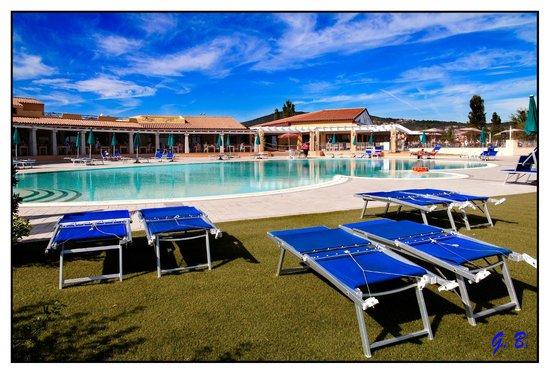 La piscine le bar picture of club marmara cala fiorita for Piscine sannois