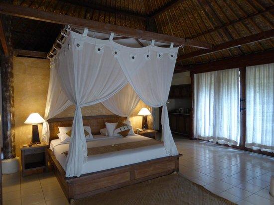 Bumi Ubud Resort: Bedroom