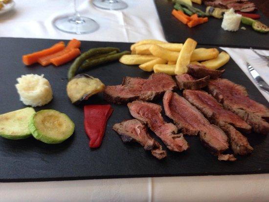 Las Vegas : Godaste köttet jag ätit