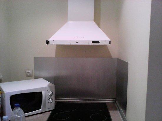 LuxSevilla Bormujos: Cocina.....