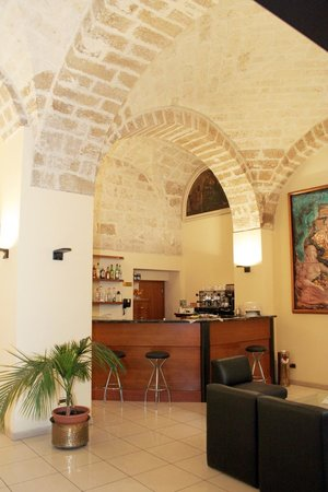 Adria Hotel Bari: bar