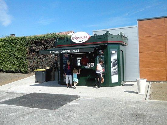 le kiosque a pizzas cournon d 39 auvergne cournon d 39 auvergne restaurant avis num ro de. Black Bedroom Furniture Sets. Home Design Ideas