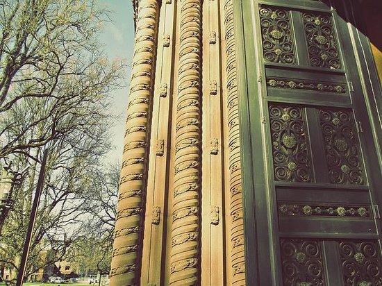 Beautiful Gateway Entrance To The Museum Picture Of Jordan - Jordan schnitzer museum