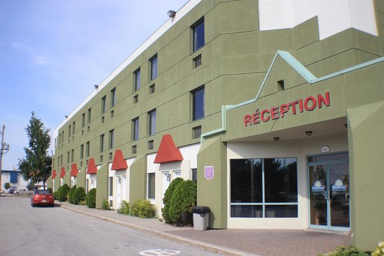 Sainte-Helene-de-Bagot, Canadá: Hôtel
