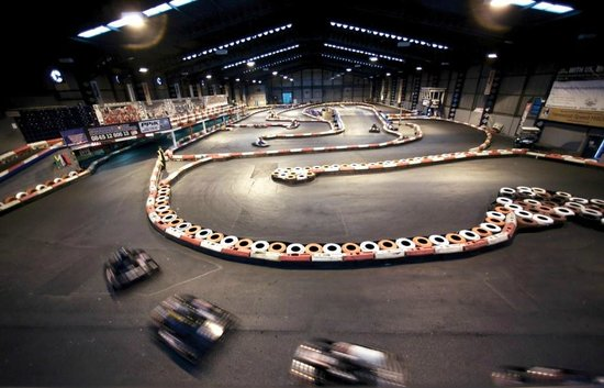Pole Position Indoor Karting