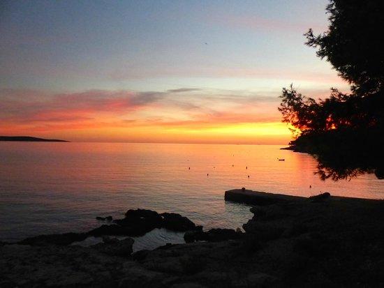 Zavala: Sunset