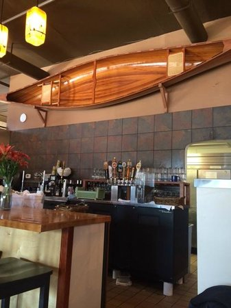 Chilkoot Cafe & Cyclery: Interior