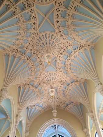 Charleston Sole Walking Tours : Church Ceiling