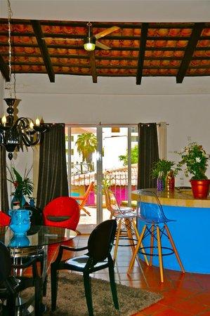 Villa Mercedes Petit Hotel: Penthouse