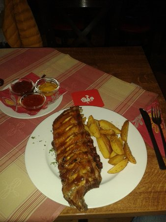 Eime, Niemcy: Spare ribs