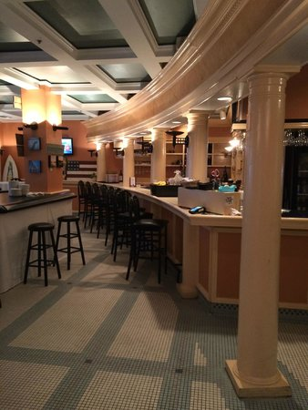 Inlet 790 Grill Bar Attractive