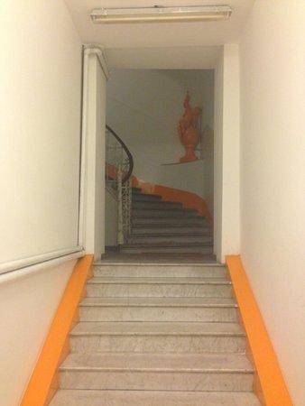 Hotel Brioni : Ingresso