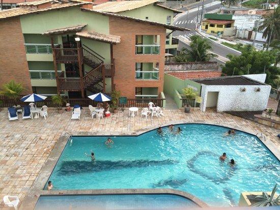 Natal Praia Hotel : Vista do terraço