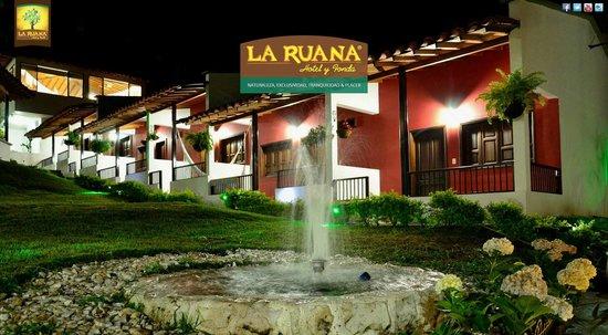 La Ruana Hotel y Fonda: Alrededores