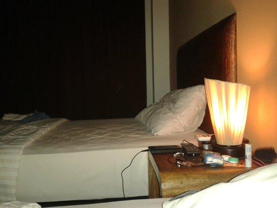 Bombora Surf Camp: Room