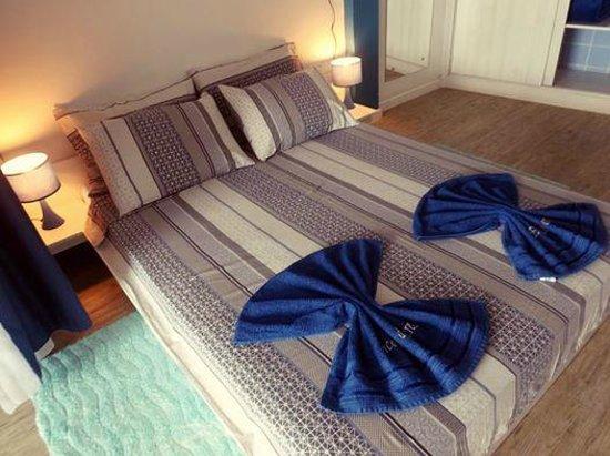 Encanto da Sereia: blue suite
