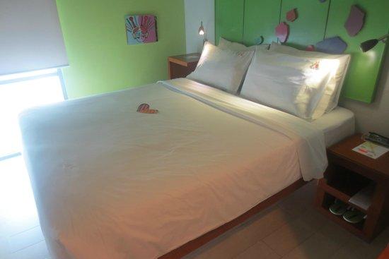MaxOneHotels at Sabang : Bedroom