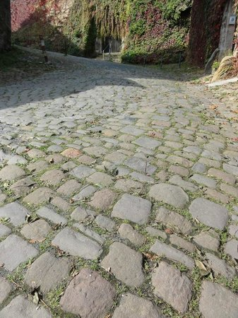 Marburger Landgrafenschloss Museum: Der Weg ist das Ziel