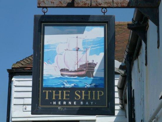 The Ship Inn Bar