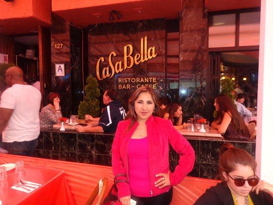 Casa Bella Restaurant: antes de ordenar