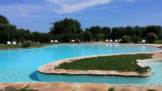 Masseria Don Luigi: The Pool