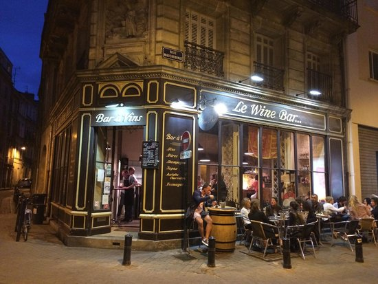 Le Wine Bar: Jewel of a wine bar