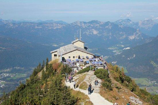 Obersalzberg : Орлиное гнездо