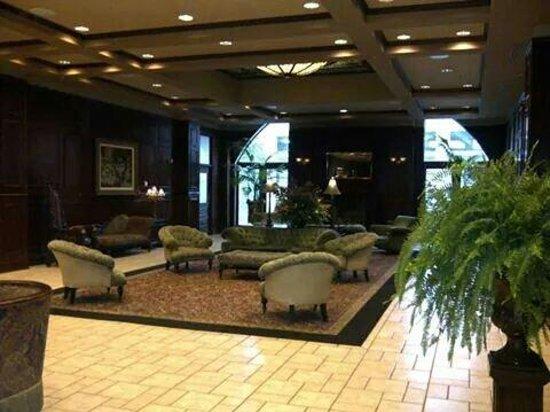Carnegie Hotel: Lobby