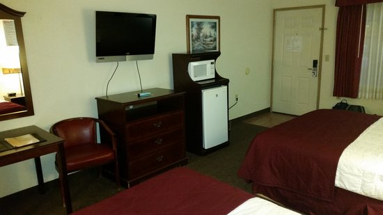 Clarion Hotel By Humboldt Bay: Room 1