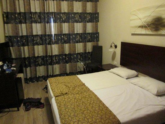 Restal Hotel : Room layout