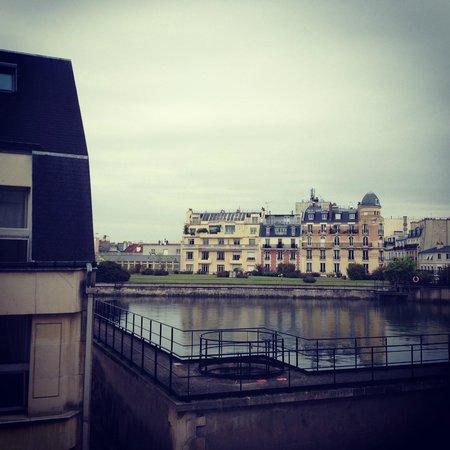 Hotel Victor Hugo Paris Kleber : a vista da nossa janela