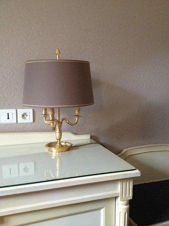 Hotel Victor Hugo Paris Kleber : o charme desse quarto de hotel!!!