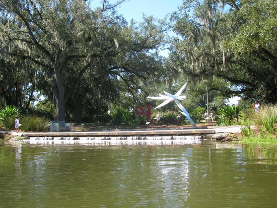 Seafood festival picture of new orleans city park new orleans tripadvisor for New orleans city park sculpture garden