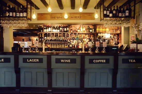 Tenterden, UK: Our Bar