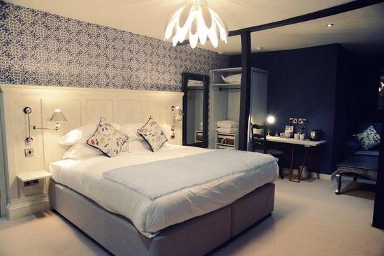 Tenterden, UK: Bodiam Room